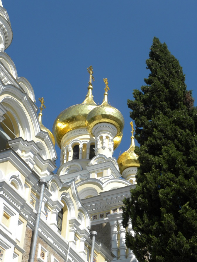 Alexander Nefsky Cathedral-Russian Orthadox Church