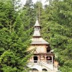 Jaszczurówka Chapel, Zakopane, Poland
